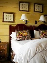 Lodge Bedroom Decor Editors Pick 15 Cozy Cabin Designs Hgtv