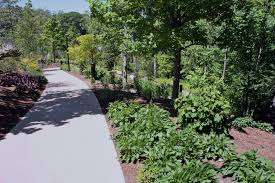 Frank Sharum Landscape Design The Gardens At Crystal Bridges Museum