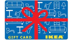 IKEA Gift vouchers  IKEA Giveaway