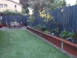 garden retaining wall backyard