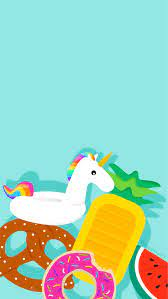 Summer Unicorn Wallpapers - Top Free ...