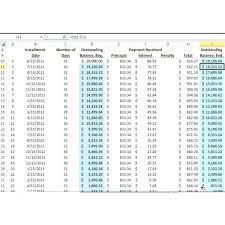 Mortgage Loan Amortization Formula Calculator Free Reverse Schedule