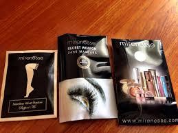 november mirenesse glamm box review makeup subscription box giveaway