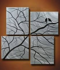canvas art on multiple canvas wall art diy with half off this week only multiple canvas painting of birds in