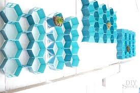 honeycomb wall decor honeycomb wall decor how to make honeycomb wall decor diy