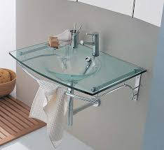 interior bathroom glass sink utility properties of a winsome design room classic bowls ideal 4