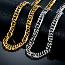 2017 hip hop jewelry whole high quality snless steel dubai miami cuban link new gold silver