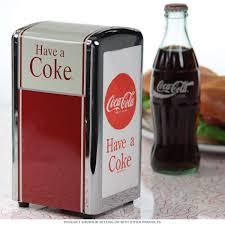 Coca-Cola Have A Coke Tall Napkin Dispenser