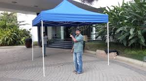 Folding Tent Bharat Tent Works Folding Tent Available Sizes 5 Feet X 5 Feet