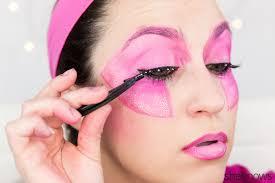 pin jem halloween makeup tutorial step 14