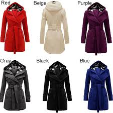 fashion lattice fleece check hoo double women t coat jacket winter coat