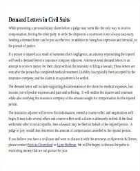 Report Insurance Counter Offer Letter Example Sample Letters