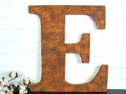 letter e wall decor rustic home decor wooden letters for wall home letters wall decor letter e wall