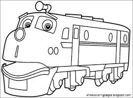 Small Picture Chuggington Coloring Pages Free Coloring Pages