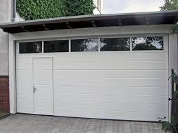garage wicket door midrib