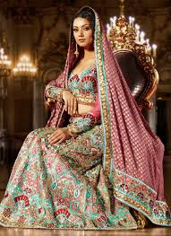 traditional indian wedding dresses photo 1