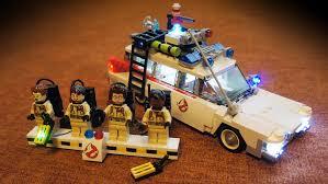 lego lighting. Pimp Your LEGO Ghostbusters Ecto-1 21108 With LED Blocks Lego Lighting