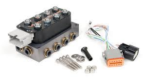 accuair fbss auto leveling kit vu4 i level e level dual viair 480c Accuair Vu4 Wiring Diagram reliable accuair vu4 valve unit accuair vu2 wiring diagram