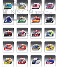 download f1 racing helmet icon over millions vectors stock