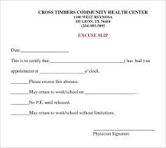 Doctors Sick Note Doctors Note Template 8 Free Word Excel Pdf Format