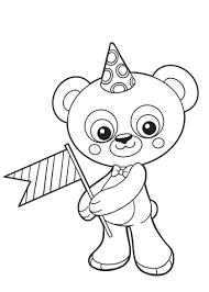 200 Awesome Kleurplaat Happy Birthday Ideeën Paul Behang