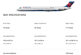 Delta Boeing Douglas Md 80 Seating Chart Delta To Expedite The Retirement Of Its Remaining Mcdonnell