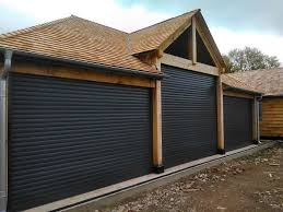 europa laminated roller doors anthracite grey
