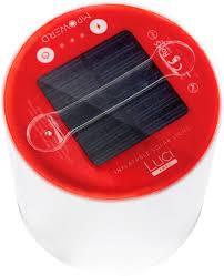 Solar Powered Red Led Lights Mpowerd Luci Emrg Inflatable Solar Light Solar Lights