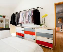 Bedroom Cabinet Design Ideas For Small Spaces Interesting Gorgeous Clothes Storage Ideas Contemporary Bedroom Small Mobile