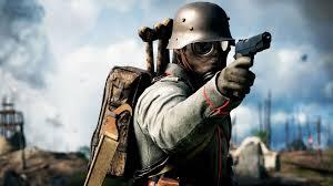 Battlefield 5 PC keyboard controls and key bindings