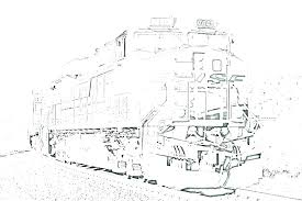 Thomas Train Coloring Train Coloring Pages Free Printable Train
