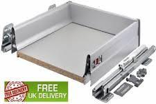 soft close drawers box: soft close kitchen drawer box complete amp assembled