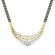 kadambari mangalsutra pendant