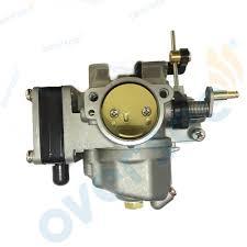 yamaha 9 9. aliexpress.com : buy 6e8 14301 00 2 stroke carburetor for yamaha 9.9hp 15hp 9.9 15 outboard engine boat motor aftermarket 684 03 from 9