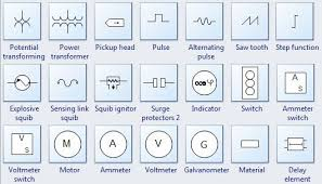electrical engineering drawing symbols info electricity a visual cheat sheet recherche google electronique wiring electric
