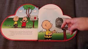 Read Aloud BE MY VALENTINE CHARLIE BROWN PEANUTS Children Book
