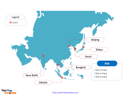 free editable maps free asia editable map within labeled roundtripticket me