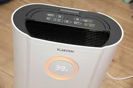 Test Klarstein Dryfy Pro Luftentfeuchter Reiniger Tutonaut