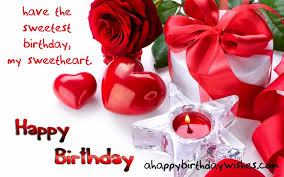 Happy Birthday Love Quotes For Her Mesmerizing Happy Birthday Love Quotes For Her Simple Birthday Wishes For