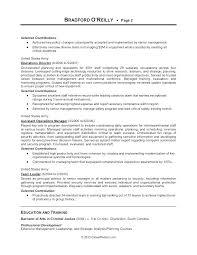 Resume Army To Civilian Professional Resume Templates