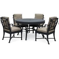 5 piece outdoor patio dining set antioch