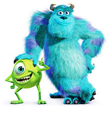 monster inc characters.  Inc Walt Disney Characters Achtergrond Titled Disneyu2022Pixar Posters  Monsters  Inc Inside Monster Inc