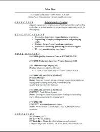 General Objective Resume Best Of Medical Administrative Assistant Resume Samples Medical