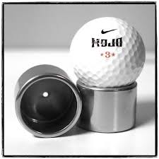 Golf Ball Display Stand New Ultra Premium Chrome Golf Ball Display Stand Holder Aviation Art