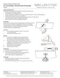 wac lighting wiring diagram wiring library wac lighting wiring diagram