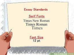how to write a formal essay pictures wikihow image titled write a formal essay step 13