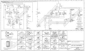 ford truck wiring diagrams on ford pinto wiring diagram ford truck wiring diagrams amp schematics fordification net have a 1979 f100 6 cylinders that the heater fan wont turn