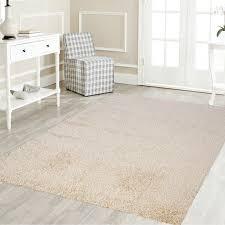 platinum area rug contemporary solid color 8x10 beige