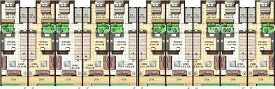 plans modern row house floor plans design home com philadelphia