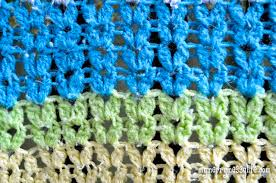 V Stitch Crochet Pattern Amazing Crochet Cluster VStitch Baby Blanket Free Crochet Pattern My